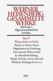 Wissenschaft und Politik / Gesammelte Werke, 5 Bde. Bd.5
