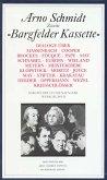 Bargfelder Ausgabe. Studienausgabe. Dialoge. Werkgruppe 2, 6 Bände