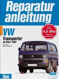 VW Transporter / Bus ab 3/1985