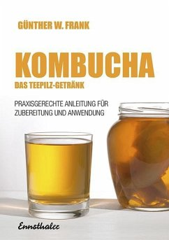 Kombucha - Frank, Günther W.