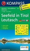 Kompass Karte Seefeld in Tirol, Leutasch