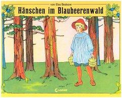 Hänschen im Blaubeerenwald - Beskow, Elsa