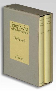 Der Proceß ( Prozess). Kritische Ausgabe - Kafka, Franz