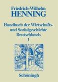 Handbuch der Wirtschafts- und Sozialgeschichte Deutschlands