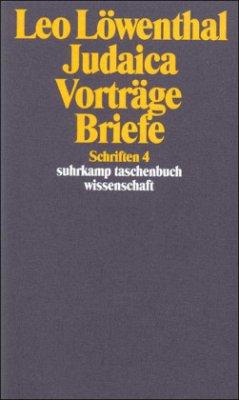 Schriften - Löwenthal, Leo