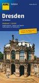 ADAC StadtPlan Dresden mit Radebeul