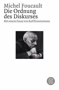Die Ordnung des Diskurses - Foucault, Michel