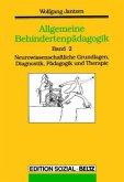 Allgemeine Behindertenpädagogik - Band 2