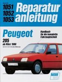 Peugeot 205 ab März 1988