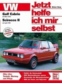 VW Golf Cabrio ab März '79 / Scirocco II ab April '81