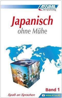 Assimil. Japanisch ohne Mühe 1. Lehrbuch - Garnier, Catherine; Mori, Toshiko.