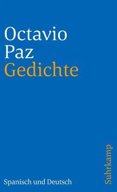 Gedichte - Paz, Octavio