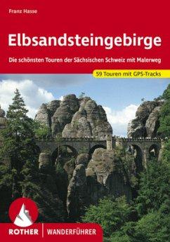 Elbsandsteingebirge - Hasse, Franz