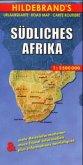 Hildebrand's Urlaubskarte Südliches Afrika; Southern Africa; Afrique Australe