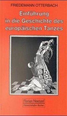 Einführung in die Geschichte des europäischen Tanzes