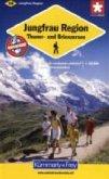 Kümmerly & Frey Karte Jungfrau-Region