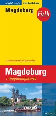 Magdeburg/Falk Pläne