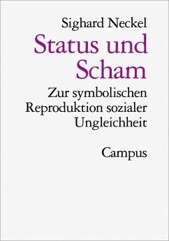 Status und Scham - Neckel, Sighard