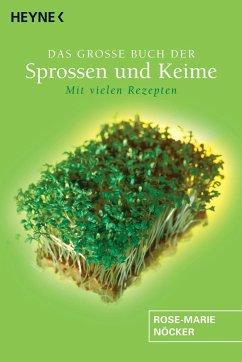 Das große Buch der Sprossen und Keime - Nöcker, Rose-Marie