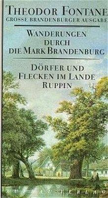 Wanderungen durch die Mark Brandenburg 6 - Fontane, Theodor