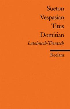 Vespasian, Titus, Domitian - Sueton