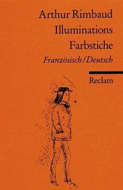 Farbstiche / Illuminations - Rimbaud, Arthur