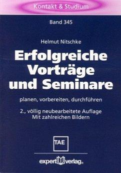 Erfolgreiche Vorträge und Seminare
