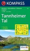 Kompass Karte Tannheimer Tal