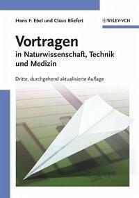 Vortragen - Ebel, Hans F.; Bliefert, Claus