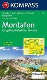 KOMPASS Wanderkarte Montafon, Gargellen, Bielerhöhe, Silvretta