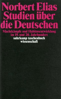 Studien über die Deutschen - Elias, Norbert
