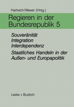 Regieren in der Bundesrepublik V