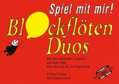 Blockflöten-Duos
