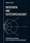 Mathematik und Geisteswissenschaft