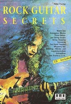 Rock Guitar Secrets, m. Audio-CD - Fischer, Peter