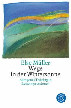 Wege in der Wintersonne - Müller, Else