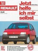 Renault Clio, Benziner und Diesel / Jetzt helfe ich mir selbst Bd.157