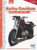 Harley Davidson Sportster 883, 1100, 1200 ab Baujahr 1986-1992