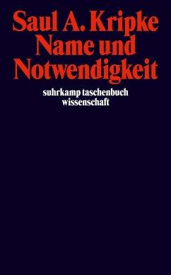 Name und Notwendigkeit - Kripke, Saul A.