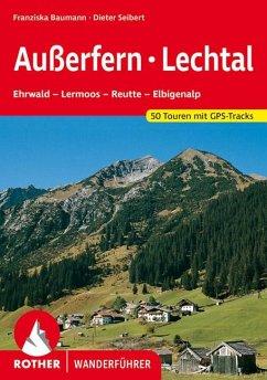 Außerfern - Lechtal - Seibert, Dieter; Baumann, Franziska