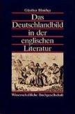 Das Deutschlandbild in der englischen Literatur