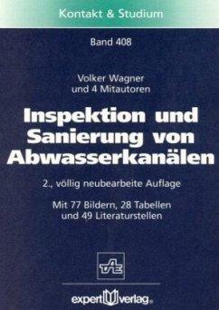 Inspektion und Sanierung von Abwasserkanälen