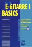 Basics / E-Gitarre, m. je 1 CD-Audio Bd.1