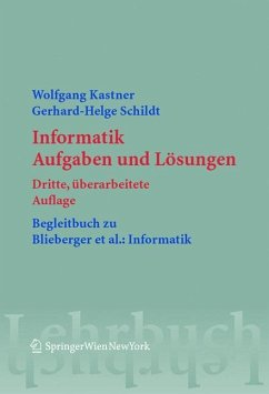 Informatik - Kastner, Wolfgang; Schildt, Gerhard-Helge