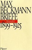 Briefe 1899 - 1925