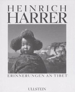 Erinnerungen an Tibet - Harrer, Heinrich
