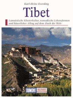 DuMont Kunst-Reiseführer Tibet - Everding, Karl-Heinz