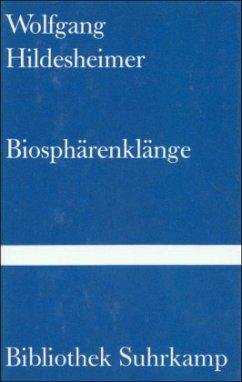 Biosphärenklänge - Hildesheimer, Wolfgang