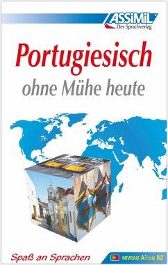 Assimil. Portugiesisch ohne Mühe heute. Lehrbuch - Freire-Nunes, Irène; De Luna, Jose-Luis