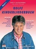Alle Lieder von Radio Lollipop, Was Spaß macht . . ., Rolfs Vogelhochzeit u. v. a. / Rolfs Kinderliederbuch Bd.1